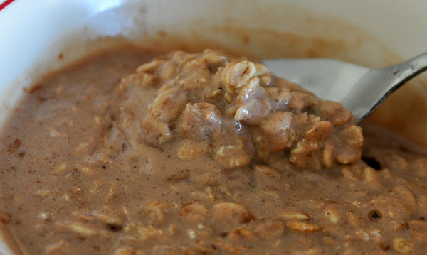 Reese's Overnight Oats (high protein)